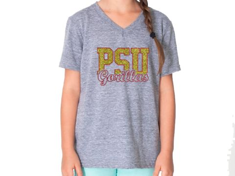 Pitt State Apparel State clothes, T shirts for women