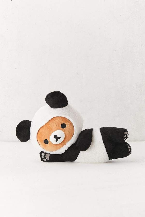 Rilakkuma Stuffed Panda Plushie Sponsored Sponsored Stuffed Rilakkuma Plushie