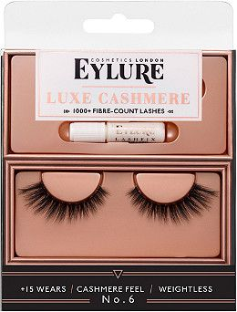 0ddfa5384df Eylure Luxe Cashmere No. 6 Lashes in 2019 | makeup | Beauty ...
