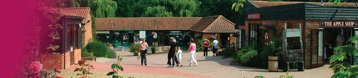 Wroxham Barns - A GREAT family day out