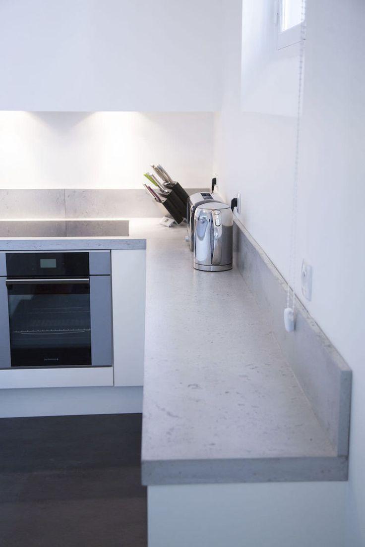 1000 idées sur le thème comptoirs de cuisine en béton sur ...