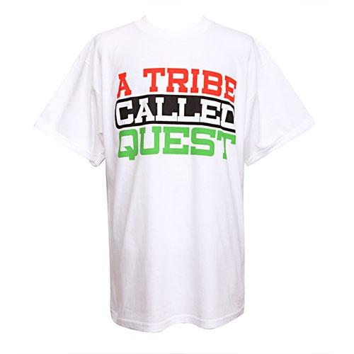 The Giant Peach - A Tribe Called Quest - Sport Men's Shirt, White, $15.00 (http://www.thegiantpeach.com/a-tribe-called-quest-sport-mens-shirt-white/)