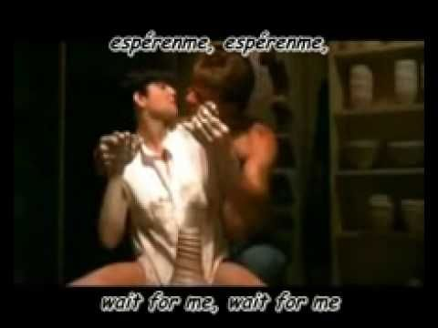 Ghost - Unchained Melody by The Righteous Brothers - subtitulado letras ingles español - YouTube