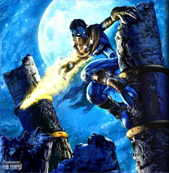 Legacy of Kain--Soul Reaver 2