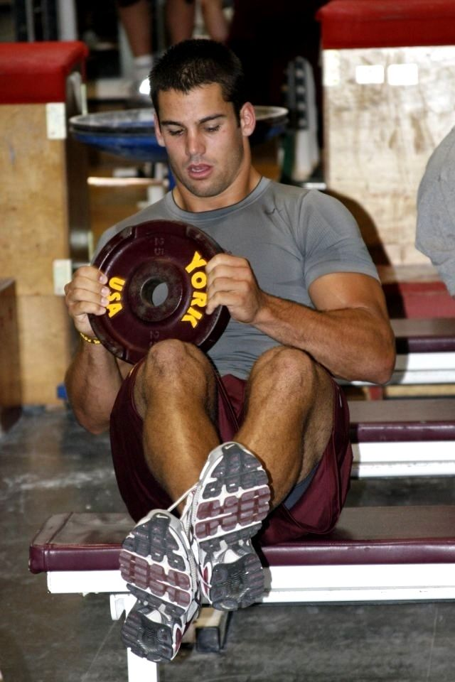 Eric Decker swears by these 'well-tailored' workout ...