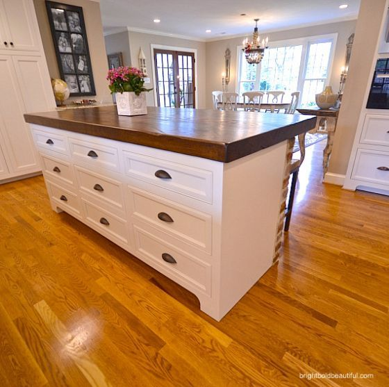 Country Kitchen New Hope: 17 Best Images About Butcher Block Island On Pinterest