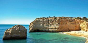 Praia da Falésia Algarve, Portugal