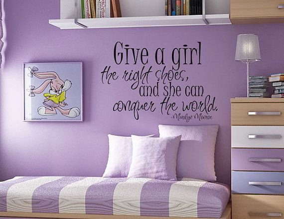 Best Teen Girl Images On Pinterest Bedroom Ideas Girls - Portal 2 wall decalsbest wall decals images on pinterest