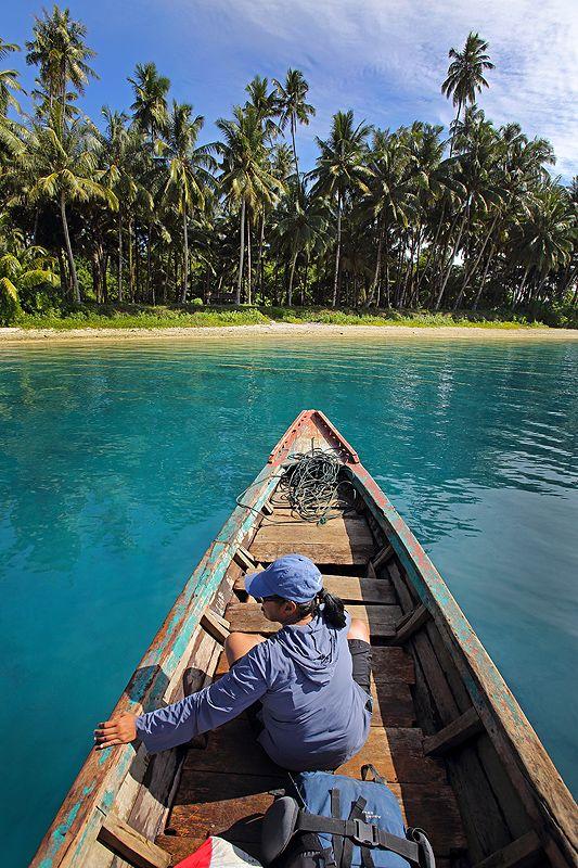 La'fau Island off the north-coast of North Nias Regency. Nias Island, Indonesia. Photo by Bjorn Svensson. www.northniastourism.com