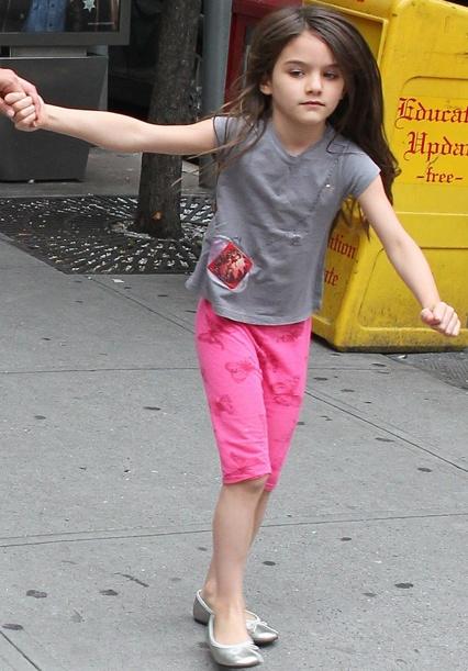 MAY 2012, NYC  Shirt by Gap  Capri Pants by SPLENDID LITTLES  Shoes by NORDSTORM