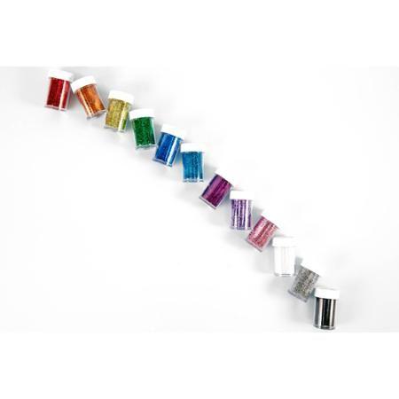horizon group glitter packs color assortment