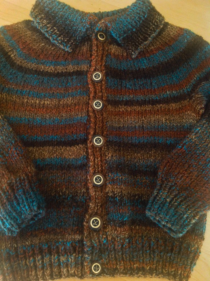 Sweater for Eamon