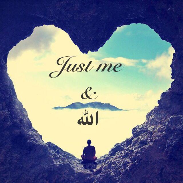 ALLAH I all I need.