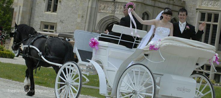 #weddings #Ireland #carriages  #theweddingconsultant
