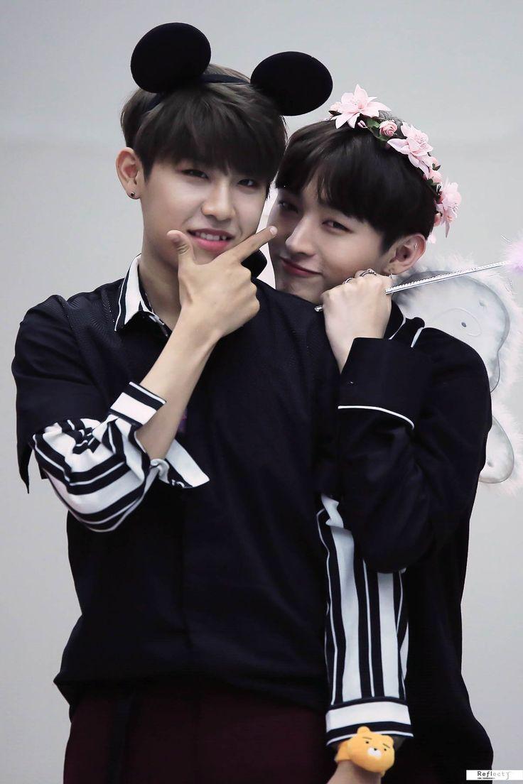 Woojin × jisung