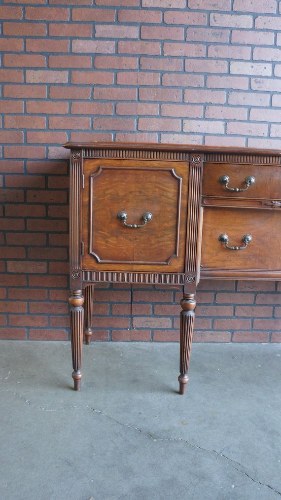 Sideboard / Buffet / Antique Sideboard / by SHABBYEUROPEANFLAIR