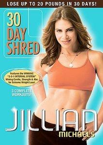 Jillian Michaels: 30 Day Shred. I'm doing this now :) She kicks my butt
