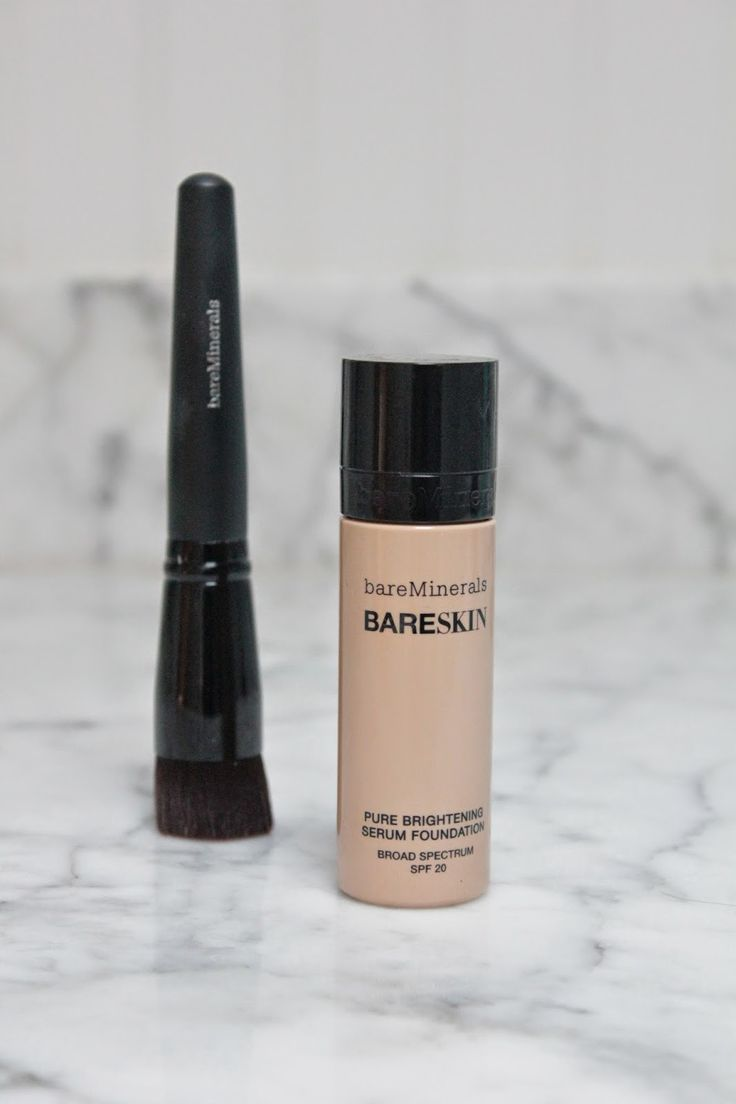 bare Minerals Liquid Foundation review