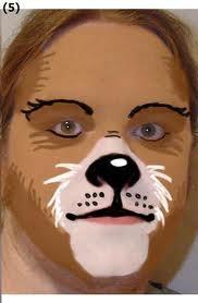 10 best dog face painting images on Pinterest | Dog face paints ...