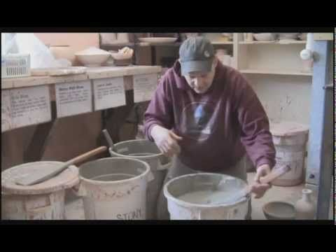 ▶ How to Glaze Pottery: The Triple Dip - YouTube