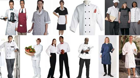 Hotel Uniform Designs From Paris 7