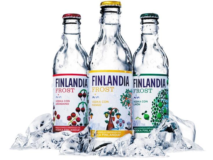 finlandia frost THEY LIKE THIS ONE #FinlandiaVodka #Finlandia #Vodka