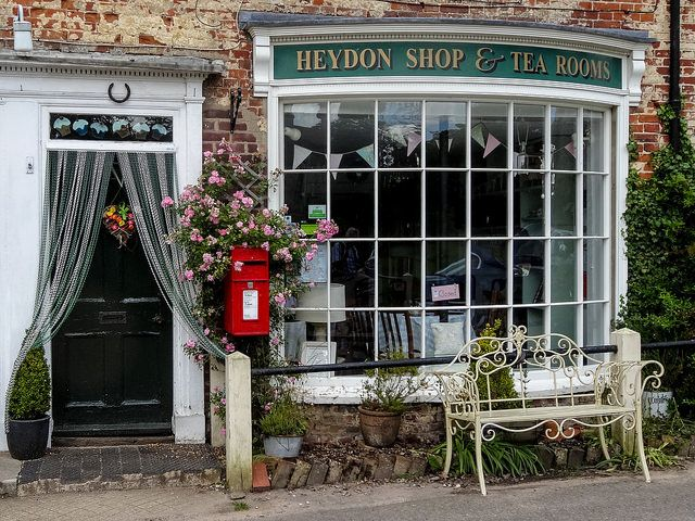 Heydon Norfolk Tea Room