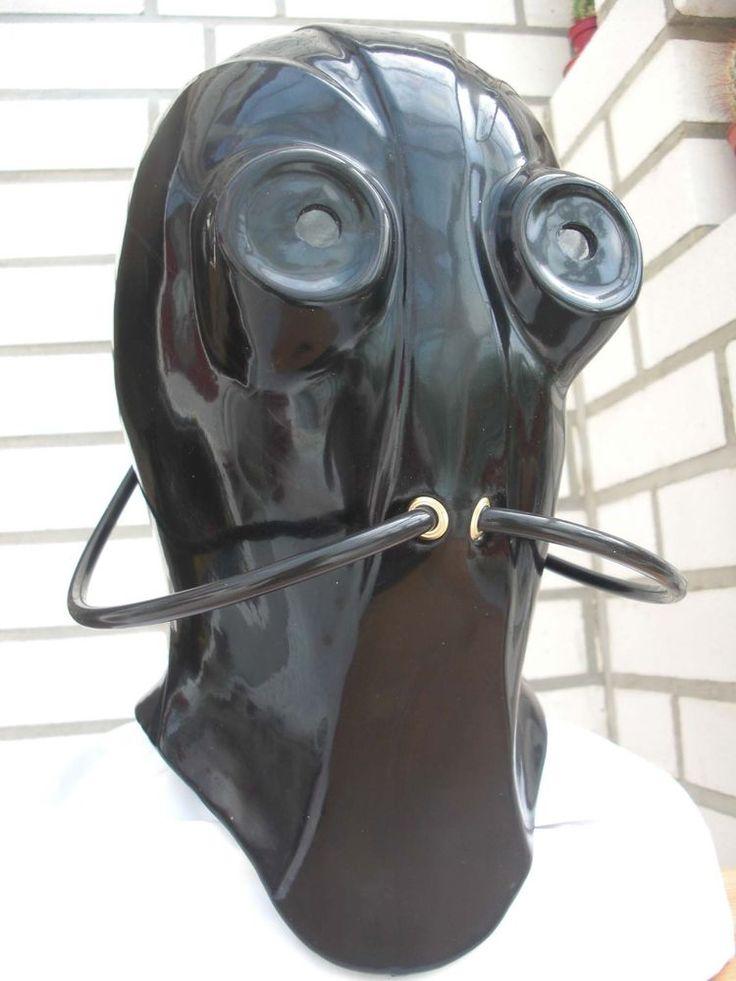 NEU super SCHÖNE Schwere Latex Maske heavy rubber in | eBay