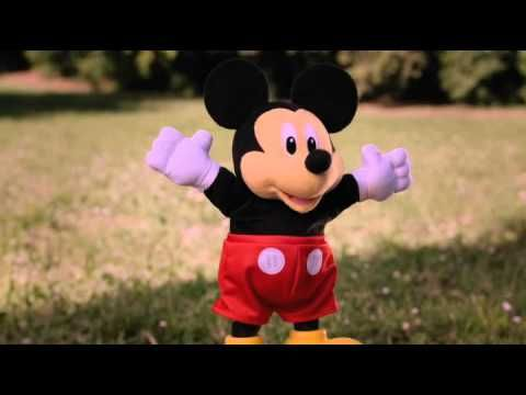 Mickey Mouse Dance 'n Shout Mickey
