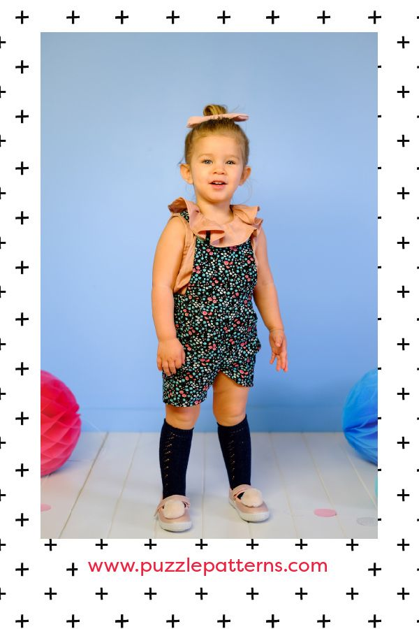 PDF sewing pattern, overalls, dungarees, unisex, girls, boys.