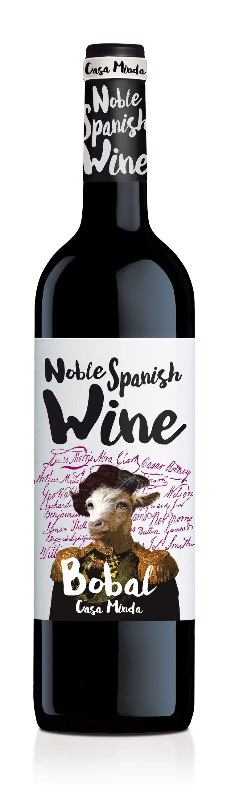 Bobal • Noble Spanish Wine