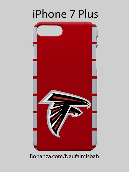 Atlanta Falcons iPhone 7 PLUS Case Cover Wrap Around