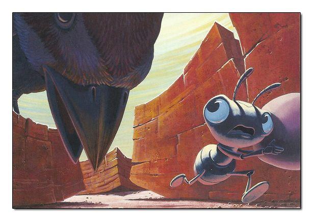 픽사 컨셉아트들(Pixar animation concept arts) | 인스티즈