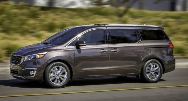 Lovely New Minivans for 2017