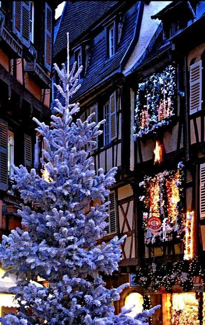 Christmas in Colmar, Alsace