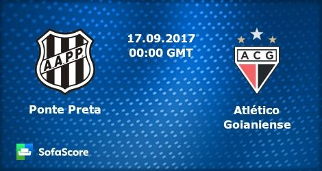 live sports streaming | Brasileiro Série A | Ponte Preta Vs. Atlético Goianiense | Livestream | 17-09-2017