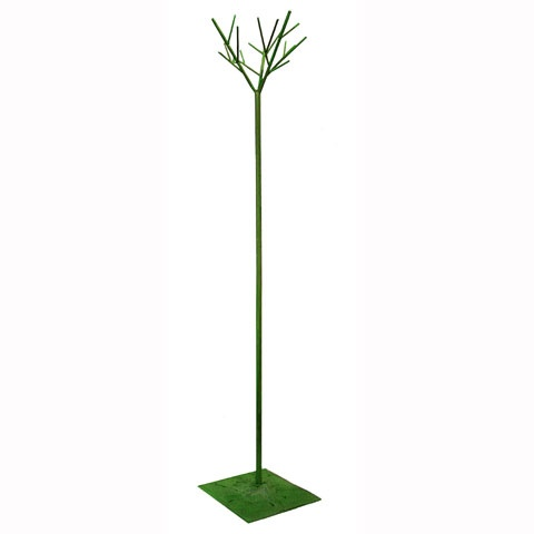 moss > Fertile Garden Stromek  coat rack by Bohuslav Hor�k
