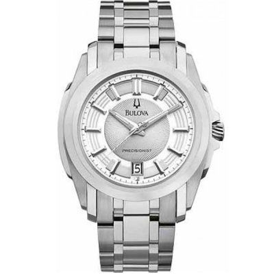 Bulova - Mens Precisionist Longwood Watch - 96B130  RRP: £299.00 Online price: £179.40 You Save: £119.60 (40%)  www.lingraywatches.co.uk