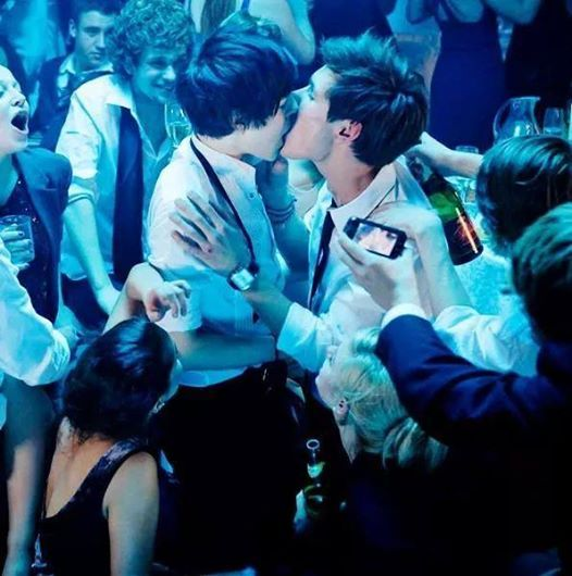Suicide room Yaoi Movie Boys love Kiss