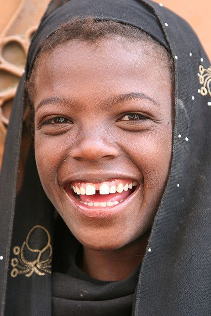 a big smile from Yemen by Ferdinand Reus, via Flickr