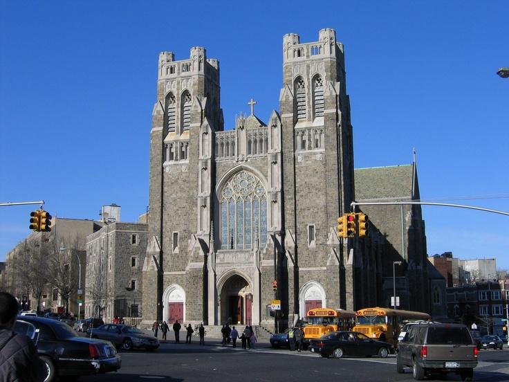 St Nicholas Of Tolentine Church Bronx New York City