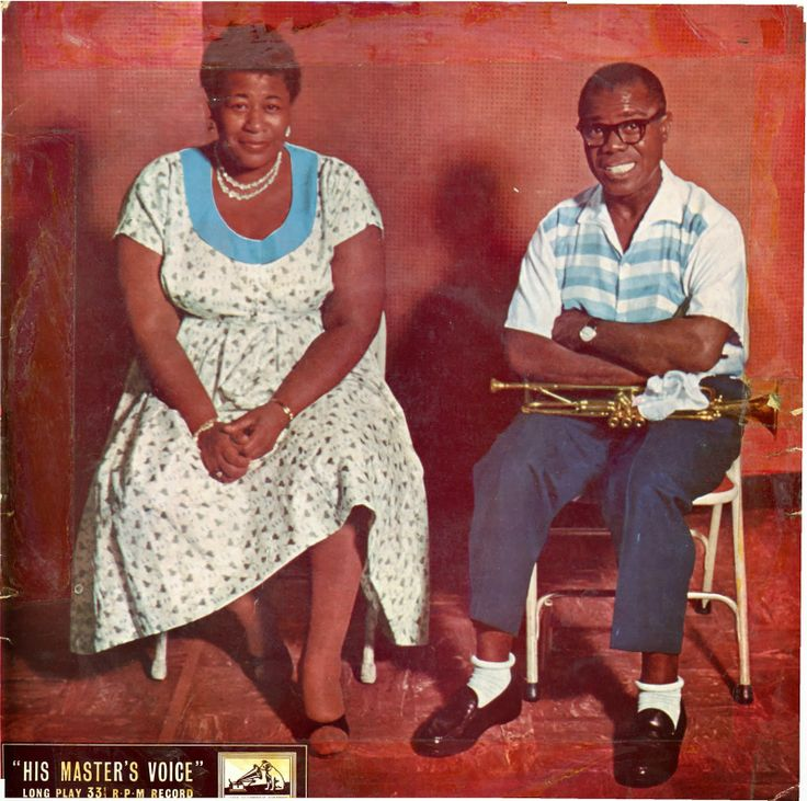Ella Fitzgerald Amp Louis Armstrong