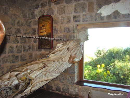La Medusa, Mascaròn De Proa, Casa De Pablo Neruda, Isla Negra, Chile.