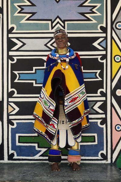Esther Mahlangu – tribal artist turns sneaker designer at 81 - The Chromologist