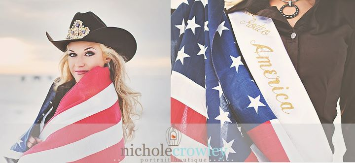 Miss rodeo America 2013 is gorgeous!!!!!! Totally want to do a photoshoot like this