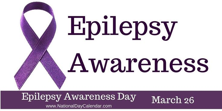 Time to wear your purple and spread the word because today is #EplilepsyAwarenessDay