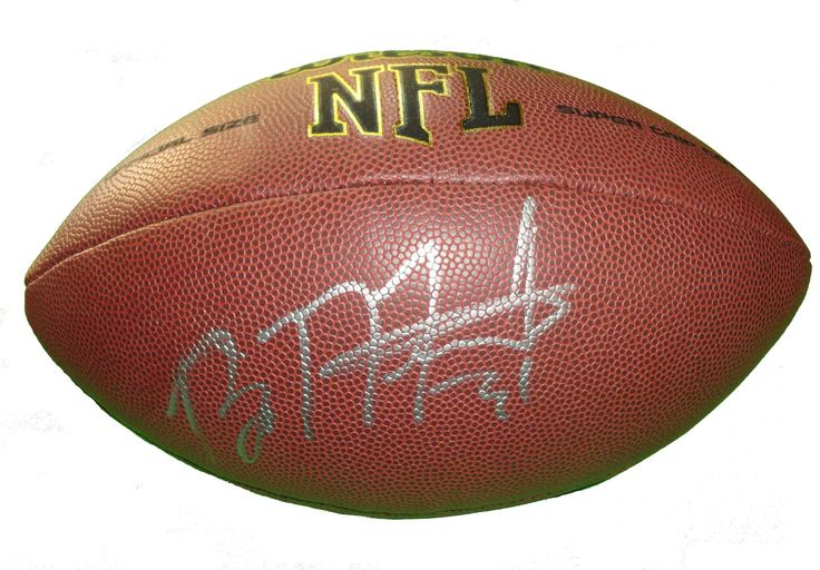 NY Giants Brandon Meriweather signed NFL Wilson full size football w/ proof photo.  Proof photo of Brandon signing will be included with your purchase along with a COA issued from Southwestconnection-Memorabilia, guaranteeing the item to pass authentication services from PSA/DNA or JSA. Free USPS shipping. www.AutographedwithProof.com is your one stop for autographed collectibles from New York sports teams. Check back with us often, as we are always obtaining new items.