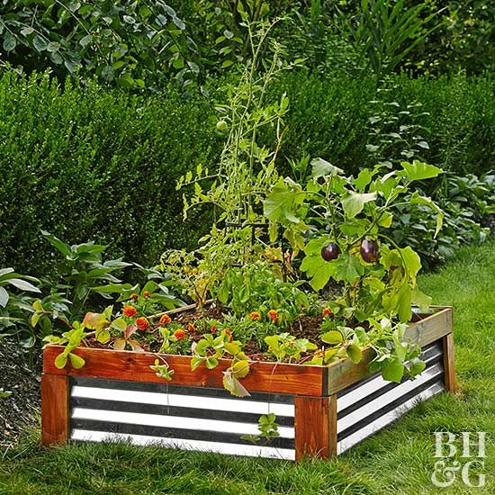 20 Brilliant Raised Garden Bed Ideas You Can Make In A: 57171 Best Images About BHG's Best DIY Ideas On Pinterest
