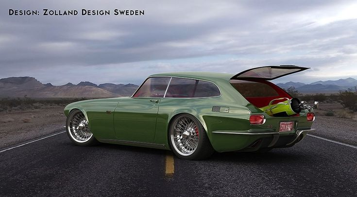 1000 Images About Volvo 1800es Sport Wagon On Pinterest