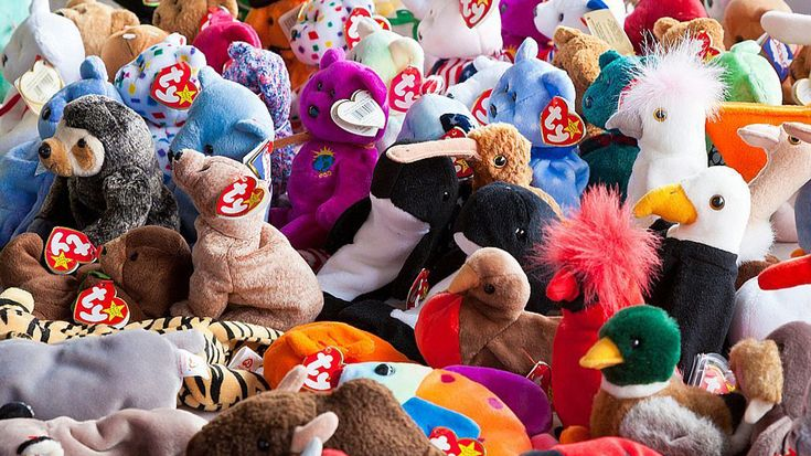 A look at the most expensive Beanie Babies being sold online